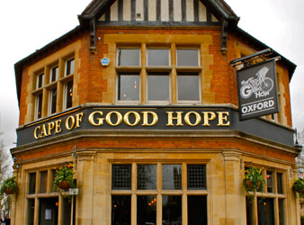 Good Pub Food Oxford City Centre